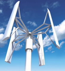 風力発電機本体